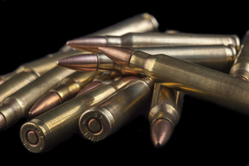 Bullets Pile
