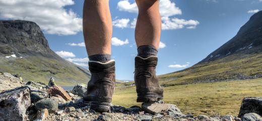 Lapporten hiking