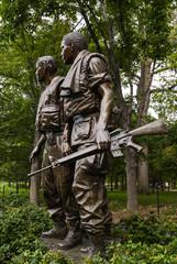 Denkmal zum Vietnam-Krieg in Washington, USA