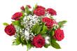 canvas print picture - bouquet