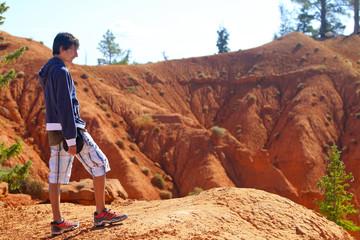 randonnée à bryce canyon