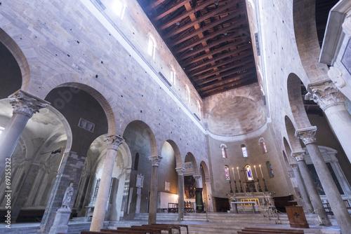 Zdjęcia na płótnie, fototapety, obrazy : Lucca (Tuscany, Italy), San Frediano