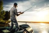 Fototapety Fisherman