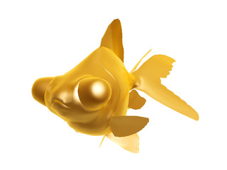 golden goldfish