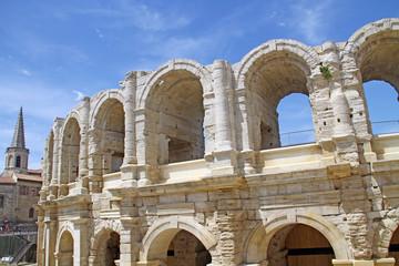 Eglise et Arènes d'Arles