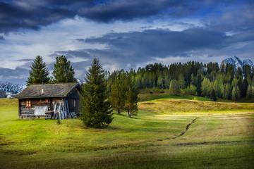 Dolomites, Alps, Italy