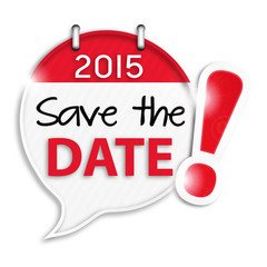 bulle almanach : save the date 2015