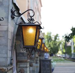 decorative street lamps