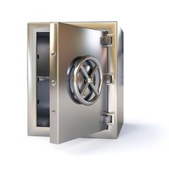 3D open safe