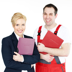 Apprentices for craft and office