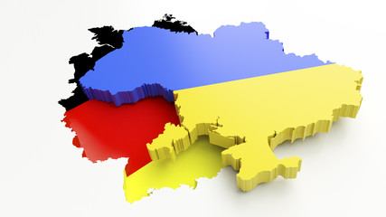 Deutschland Ukraine detailiert