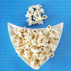 appetizing popcorn