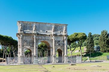 Arco di Costantino. (Constantin's Arc) Roma (Rome) Italy