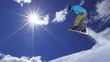 Zdjęcia na płótnie, fototapety, obrazy : sport d'hiver