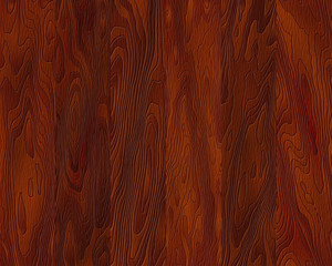 Natural wood texture, realistic wooden background, vector