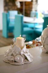 candela decorativa