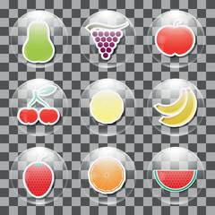 Icone Frutta
