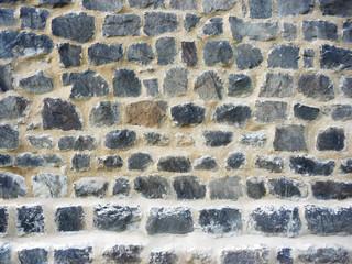 Mauerwerk - Natursteinmauer