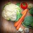 Cauliflower and other powerful antioxidants