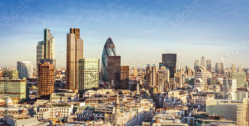 Foto op Aluminium Europese Plekken City of London