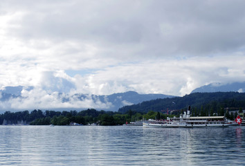 lake in lucerne