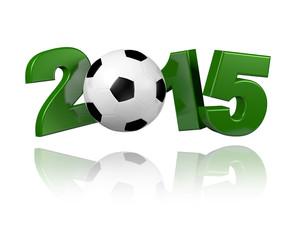 Football 2015 design