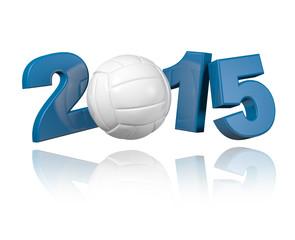 Volleyball 2015 design