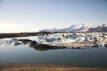 Paesaggio islandese