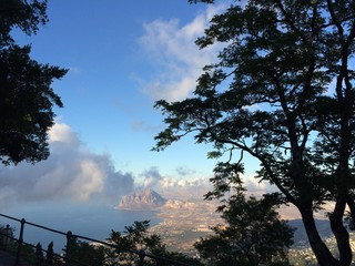 Monte Cofano da Erice