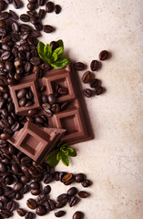 Cioccolato e caffè