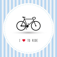 I love to ride1