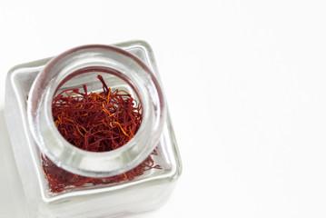 Saffron in Jar