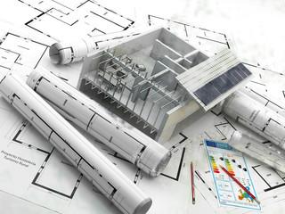 Construcción. Energías renovables. Inmobiliaria en Europa