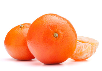 tangerine or mandarin fruit