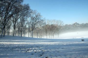 Nevicata Romana