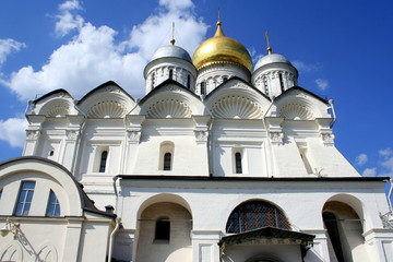 Cattedrale nel Cremlino di Mosca