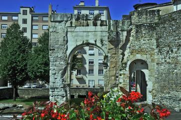 Vienne, rovine romane, Rodano Alpi