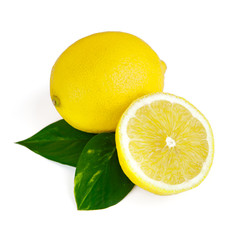 Composizione limoni