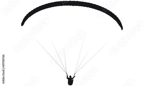 paraglider gleitschirm flieger - 69780766