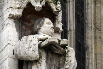 Skulptur Martinikirche Braunschweig