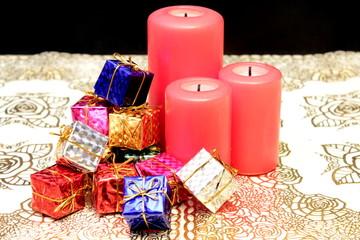 candele ornamentali
