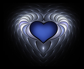Awesome heart
