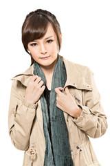 Asian modern woman