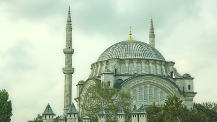 Nuruosmaniye Mosque Istanbul