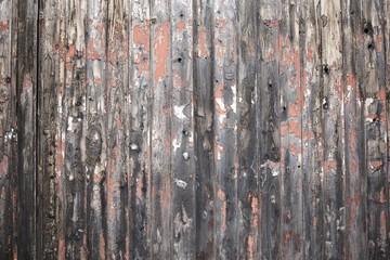 木製の古い壁