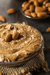 Raw Organic Almond Butter