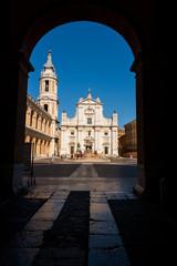 Santuario della Madonna di Loreto, Loreto, Marche, Italia