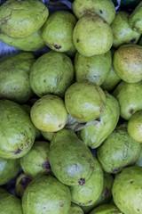 Guavas at the market
