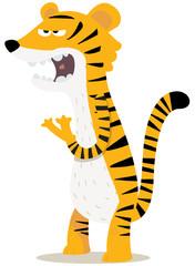 tigre pour enfant