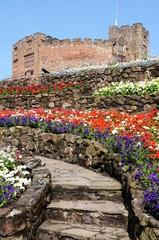 Tamworth castle and gardens © Arena Photo UK